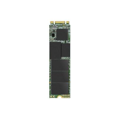 TRANSCEND SSD MTS832S, Single Side, 256GB, M.2 2280, SATA B+M Key, TLC