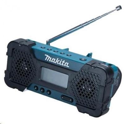 Makita MR052 - Aku radio Li-ion 10,8V bez aku
