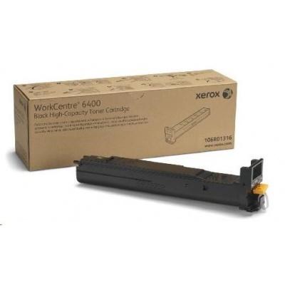 Xerox Toner Black pro WC 6400  (12.000 str)