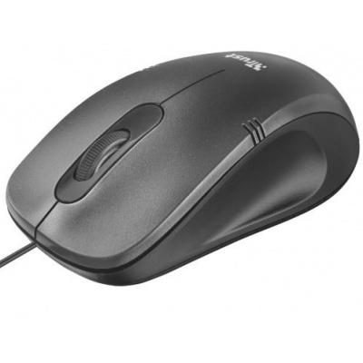 myš Trust Optical USB Mini Mouse MI-2520p, USB