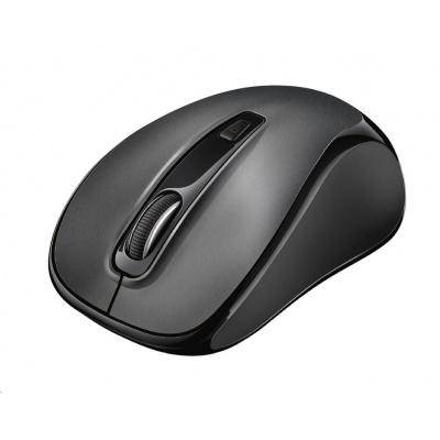 TRUST Mouse Siero Silent Click Wireless Mouse, USB, bezdrátová myš
