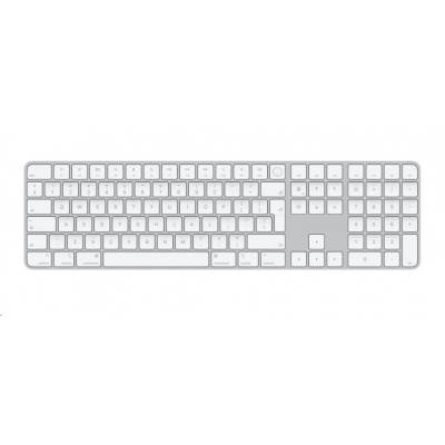 APPLE Magic Keyboard with Touch ID and Numeric Keypad for Mac computers with Apple silicon - International English