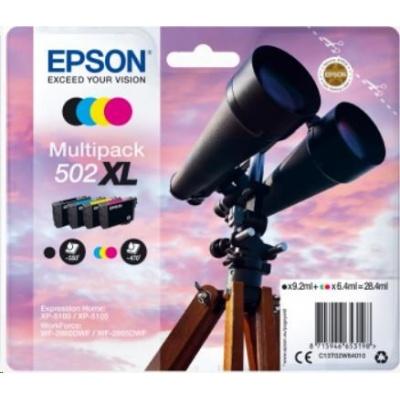 "EPSON ink Multipack ""Dalekohled"" 4-colours 502XL Ink"
