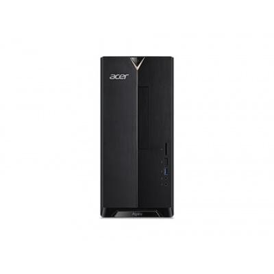 ACER PC Aspire TC-895 - i3-10100 3.60 GHz,8GB,512GB SSD,UHD Graphics 630,DVD,BT,W10H,Černá