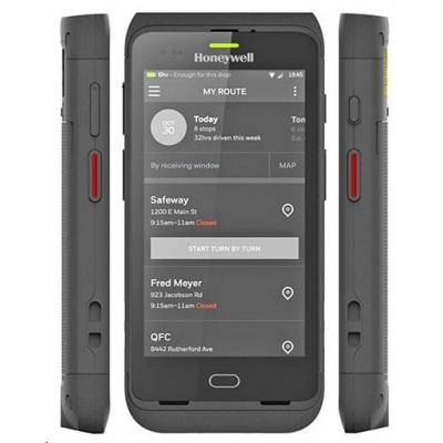 Honeywell CT40 N6603, 2D, SR, BT, Wi-Fi, 4G, NFC, PTT, GMS, Android