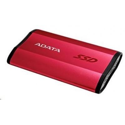 ADATA External SSD 250GB ASE730 USB 3.1 red