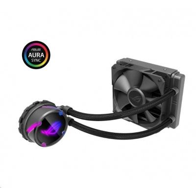 ASUS vodní chladič CPU AIO ROG STRIX LC 120, 1x120mm