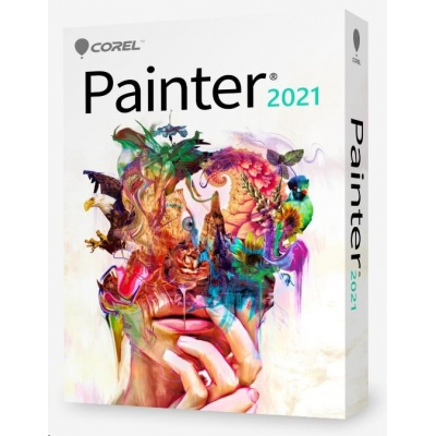 Painter 2021 Upgrade License (Single User) EN/DE/FR