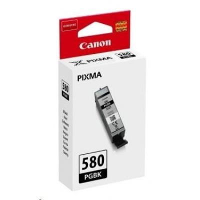 Canon BJ CARTRIDGE PGI-580 PGBK BL SEC