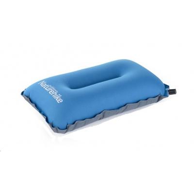 Naturehike samonafukovací komfortní polštář 250g - modrý
