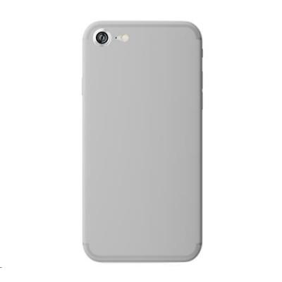 3mk ochranný kryt NaturalCase pro Apple iPhone 8 Plus, transparentní bílá