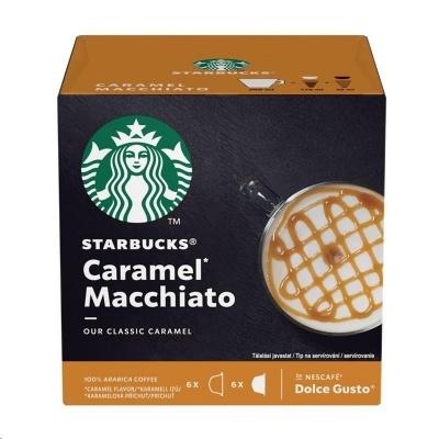 Kapsle Starbucks CARAMEL MACCHIATO 12 ks