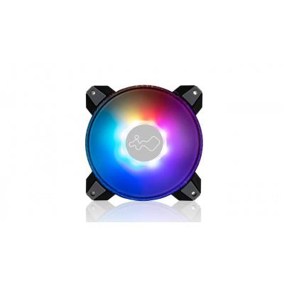 IN WIN CPU chladič ASN140 1-PACK, 500-1400 RPM, 36 dBA, 93.97 CFM