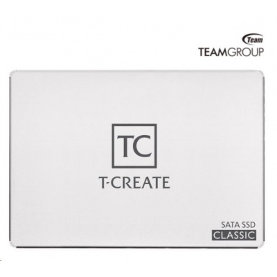 """TeamGroup T-CREATE SSD 2.5"""" 1TB CLASSIC (550/520 MB/s)"""