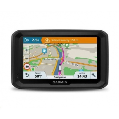 Garmin GPS navigace Dezl 580T-D Lifetime Europe45
