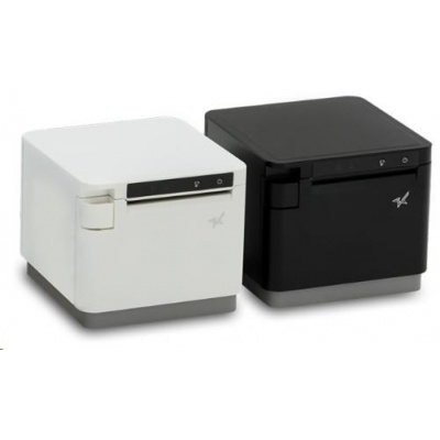 Star mC-Print3, USB, Ethernet, 8 dots/mm (203 dpi), řezačka, bílá