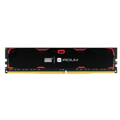 DIMM DDR4 16GB 2400MHz CL15 (Kit 2x8GB) GOODRAM IRDM, black