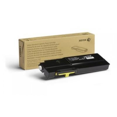 Xerox Yellow standard capacity toner cartridge pro VersaLink C400/C405 (2 500str.)