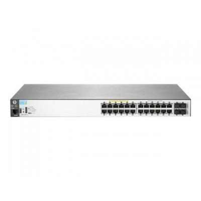 Aruba 2530 24G PoE+ Switch + Aruba Instant On AP12 Access Point R2X01A