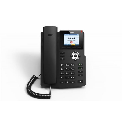 """Fanvil IP telefon X3SP, 2 SIP, 2,4"""" LCD, 10/100 Mbps, PoE"""