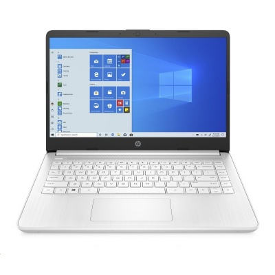 "HP NTB Laptop 14s-dq1000nc;14"" FHD AG IPS;i3-1005G1;8GB DDR4 2666;256GB SSD;Intel UHD;white;WIN10"