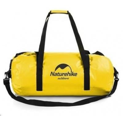 Naturehike vodotěsný batoh 120l - žlutý