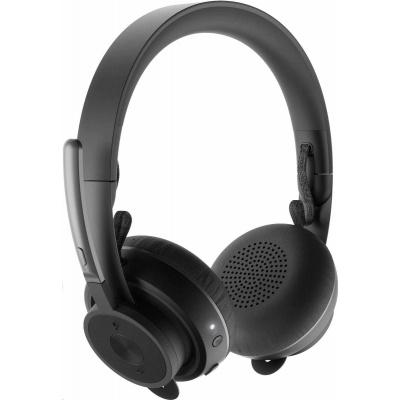 Logitech Headset Zone Wireless Bluetooth headset - graphite