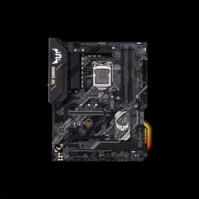 ASUS MB Sc LGA1200 TUF GAMING H470-PRO (WI-FI), Intel H470, 4xDDR4, VGA, WI-FI