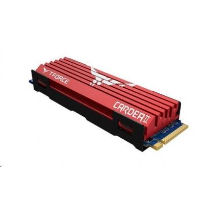 T-FORCE SSD M.2 256GB CARDEA II NVMe (3000/1000 MB/s)