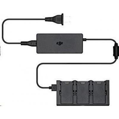 DJI Tello - Nabíjací adaptér pre 3 aku