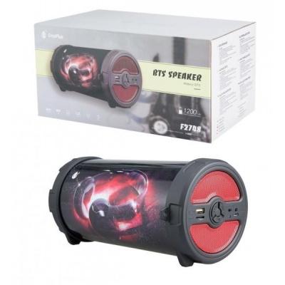 PLUS Bluetooth reproduktor Music Bomb F2748, červená