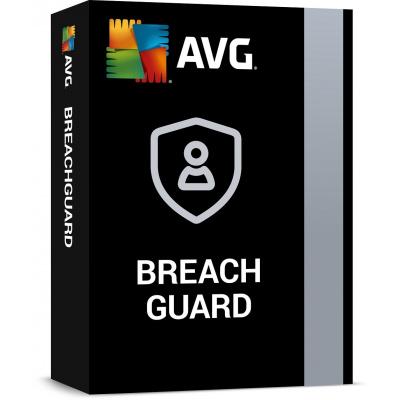 _Nová AVG BreachGuard - 1 zařízení na 12 měsíců ESD