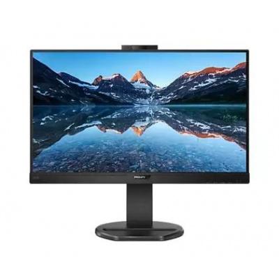 "Philips MT IPS LED 23,8"" 243B9H/00 - IPS panel, 1920x1080, D-Sub, DP, HDMI, USB-C, repro, pivot, webcam"
