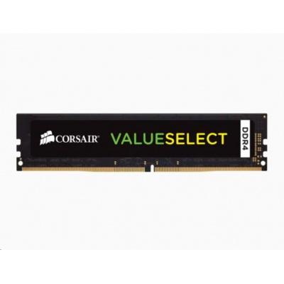 CORSAIR DDR4 8GB (Kit 1x8GB) DIMM 2133MHz CL15 černá