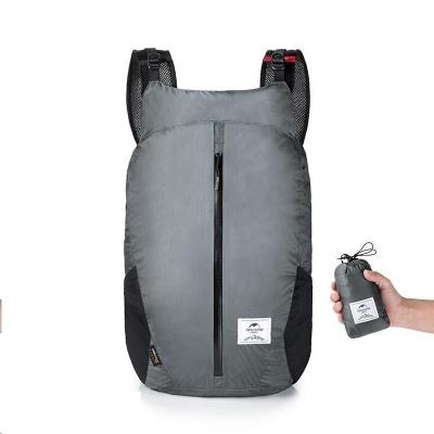 Naturehike ultralight CORDURA sbalitelný DL05 batoh 25l 160g - šedý
