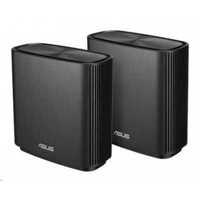 ASUS ZenWifi XT8 Wireless AX6600 Tri-Band Gigabit Mesh system, 2-pack