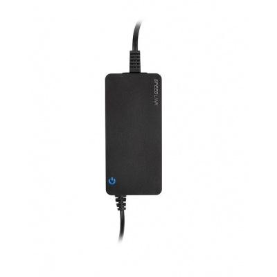 SPEED LINK nabíječka na ntb, PECOS UNIVERSAL 90W, power adapter, černý