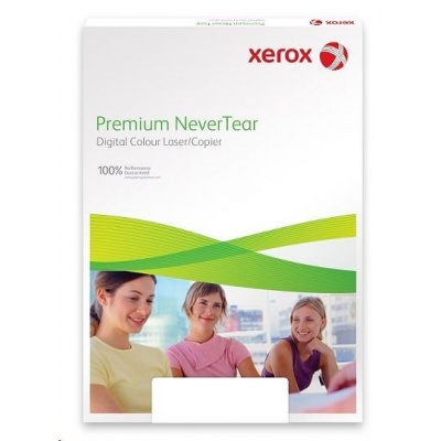 Xerox papír Premium NeverTear - Černá (170g, SRA3) - 500 listů v balení