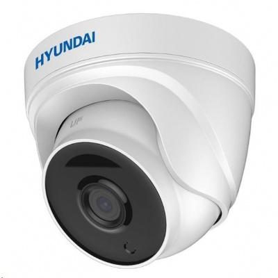 HYUNDAI analog kamera, 2Mpix, 25 sn/s, obj.2,8mm (110°), HD-TVI / CVI / AHD / ANALOG, DC12V, IR 40m, WDR digit.,IP67