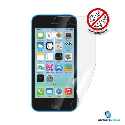 Screenshield fólie na displej Anti-Bacteria pro APPLE iPhone 5C