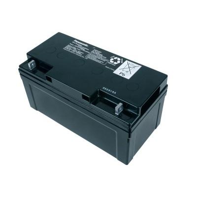 Baterie - Panasonic LC-X1265PG (12V/65Ah - M6), životnost 10-12let