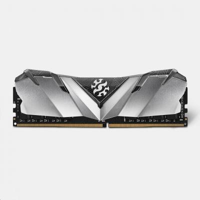 DIMM DDR4 8GB 3600MHz CL16 ADATA XPG GAMMIX D30 memory, Single Color Box, Black