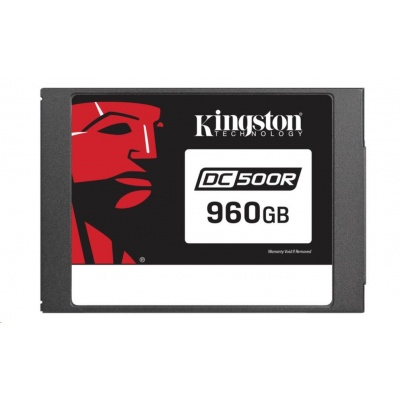 Kingston 960GB SSD Data Centre DC500R (Read-Centric) Enterprise SATA