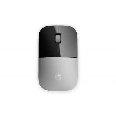 HP Z3700 Wireless Mouse - Silver - MOUSE