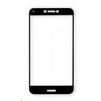 Aligator ochrana displeje Glass Print pro Samsung A70, celoplošné lepení, černá