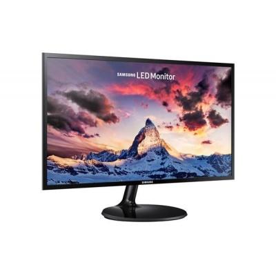"""SAMSUNG MT LED LCD 24"""" S24F350 - plochý, PLS, 1920x1080, HDMI, 4ms"""