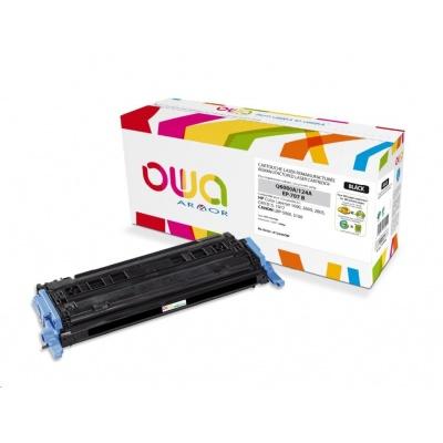 OWA Armor toner pro HP Color Laserjet 1600, 2600, 2605, 2500 Stran, Q6000A, černá/black