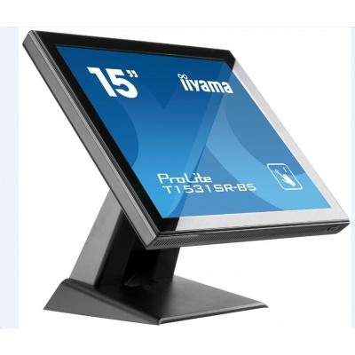 Iiyama dotykový monitor ProLite T1531SR, 38.1 cm (15''), AT, black