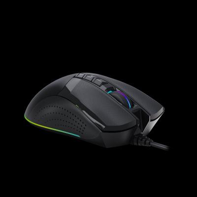 A4tech herní myš BLOODY W90MAX, USB, černá