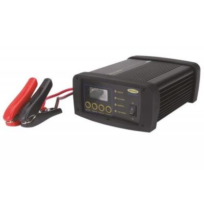 RING Profesionální inteligentní nabíječka s podporou baterie (12V, 25A)